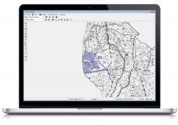 Aplikace mapy, obr č. 2