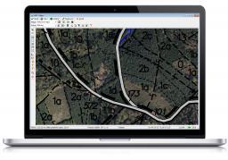 Aplikace mapy, obr č. 3